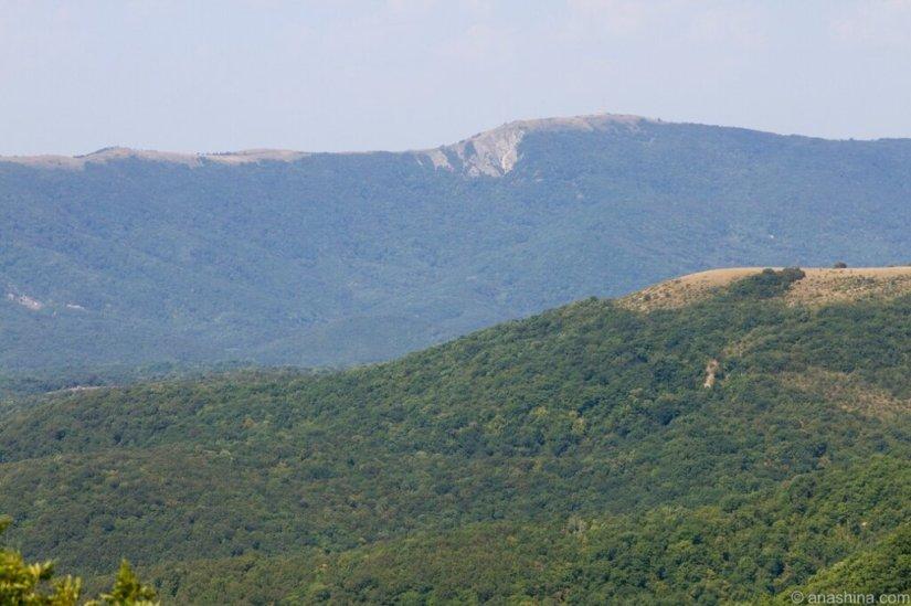 Горные хребты, Кавказ