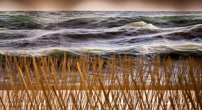 Ran Ortner - воспевающий океан