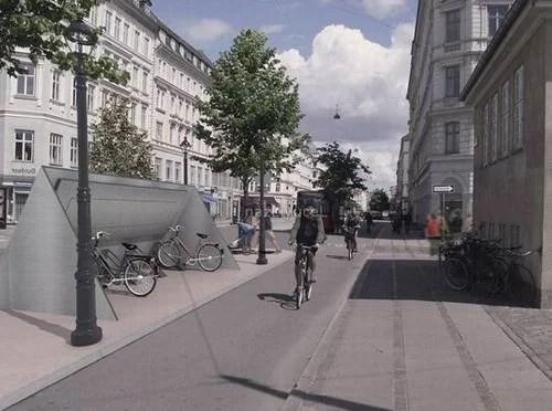 Где припарковаться этим летом на велосипеде. С миру по ... идее