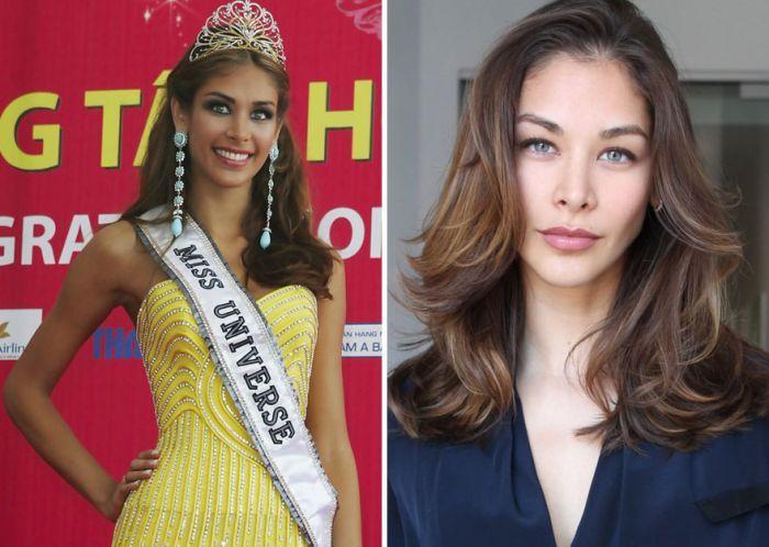 """Дайана Мендоса, Венесуэла, """"Мисс Вселенная 2008"""""""