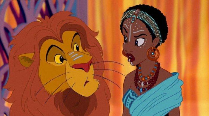 Принцессы Диснея другой расы или национальности