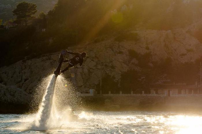 Ховерборд: современная доска для серфинга