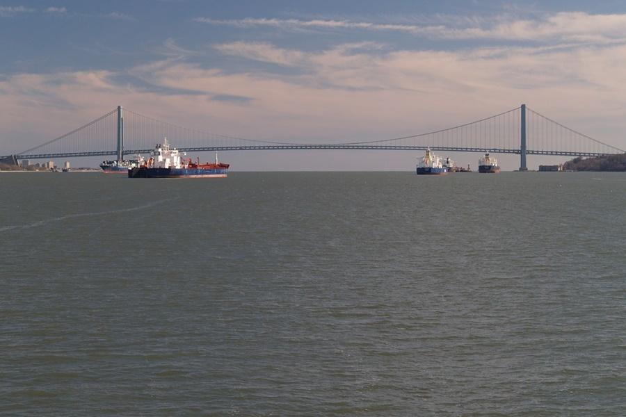 Самые большие мосты Нью Йорка (факты, фото)