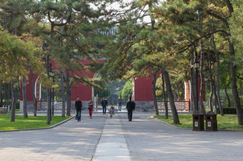 Западные Небесные врата, Алтарь Солнца, Житань, Пекин