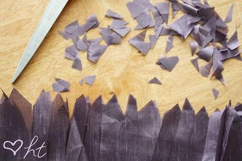 украшения из ткани