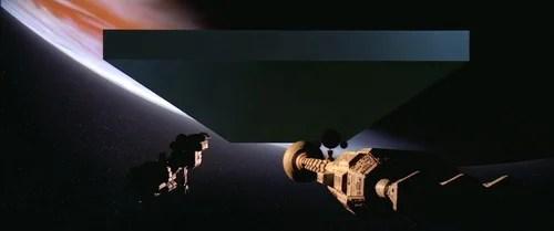 Кадр из к/ф Космическая одиссея 2010