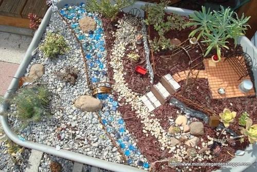 композиции из комнатных растений 7