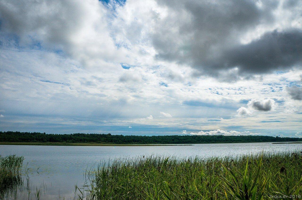 Вальковское озеро.