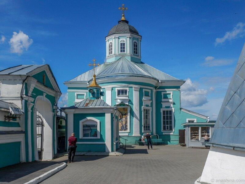Богоявленский надвратный собор, Смоленск