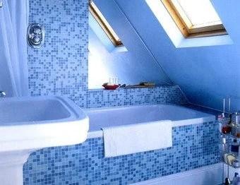 средиземноморский стиль в интерьере ванной
