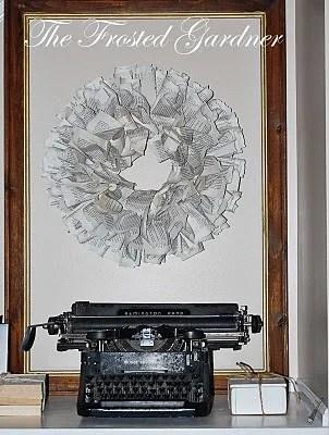 панно цветок из бумаги