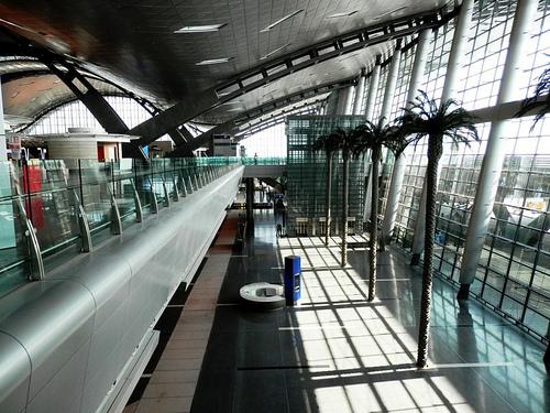Международный аэропорт в Доха, Катар. Проект Airport City