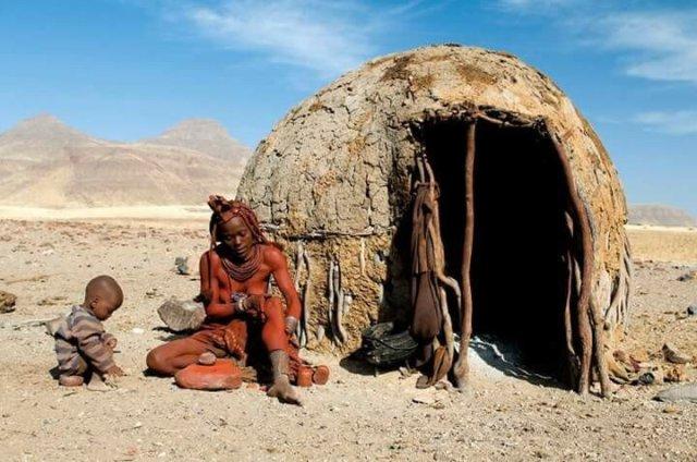 Фотографии самых необычных народов Земли