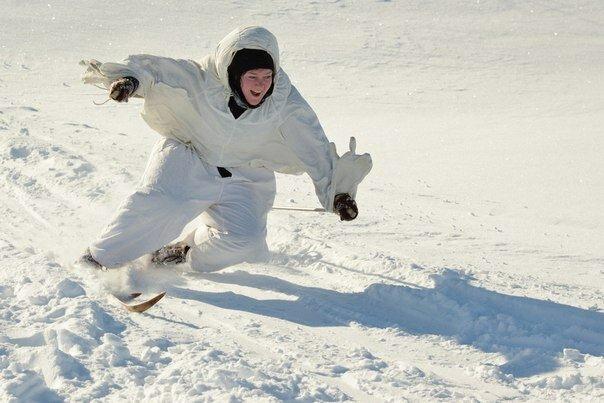 Ледовый поход на р.Титовка