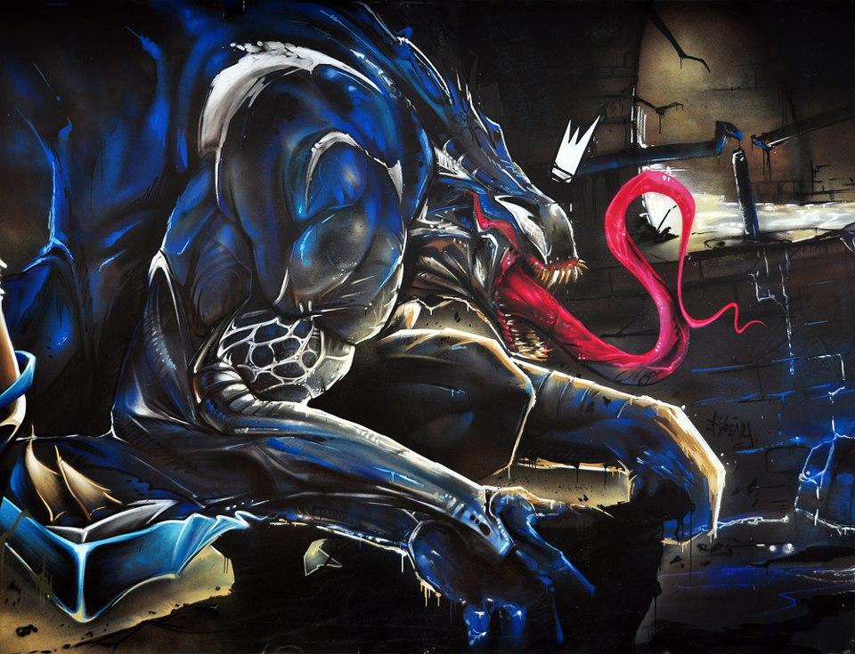 Leo Startape / Лео Стартейп. Фотограф и граффити. 40 фото