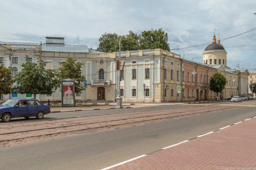 площадь Ленина, Советская улица, Тверь