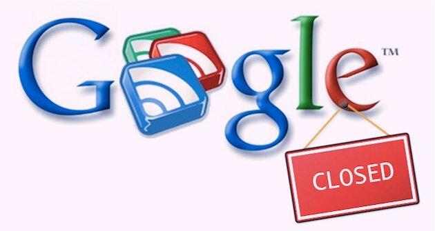 отключение Google Reader RSS что будет