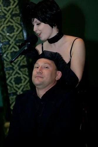 Актриса, ведущая на свадьбу Елена Малыш