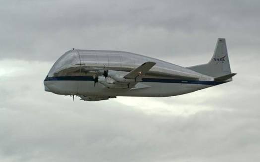 Надувной самолет, «Беременная Гуппи» и другие удивительные летательные аппараты