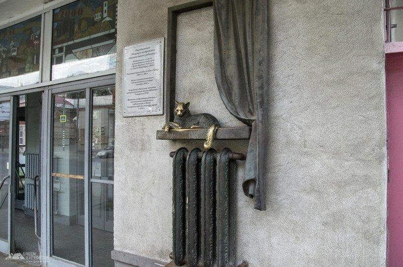Памятник батарее, Самара