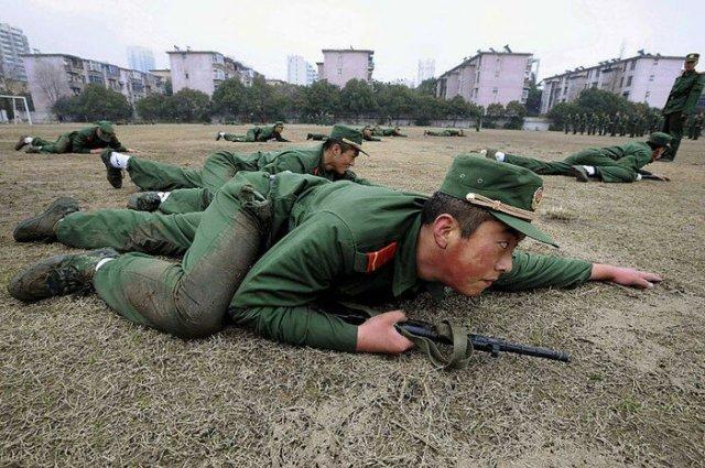 Photoshop: Тренування з китайцями