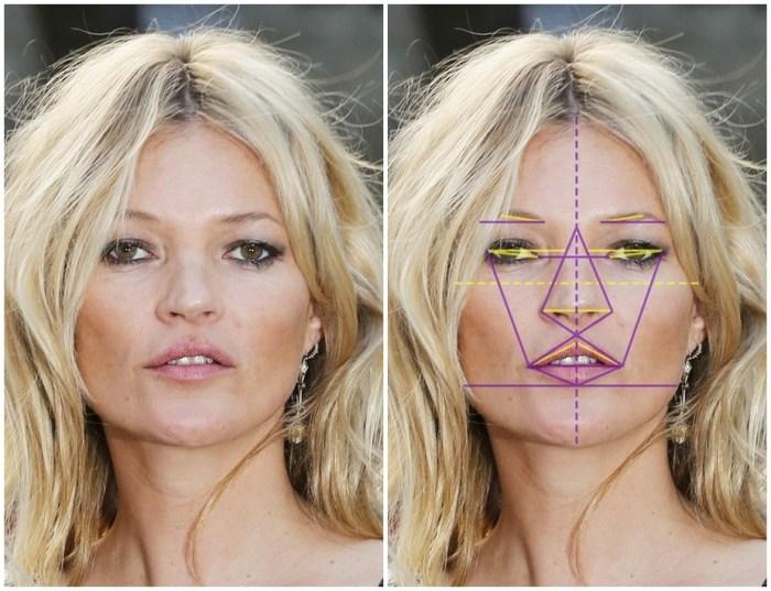 Золотое сечение знаменитостей: специалисты выбрали 10женщин сидеальными чертами лица
