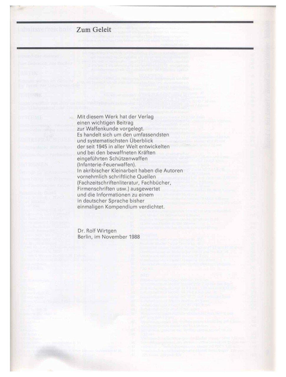 Schützenwaffen (1945-1985) Band 1 , BRD 1998: sassik