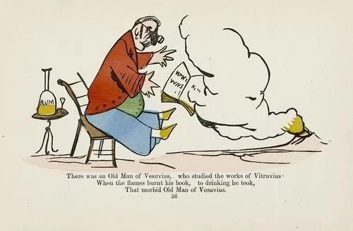 Эдвард Лир и поэзия нонсенса - лимерики