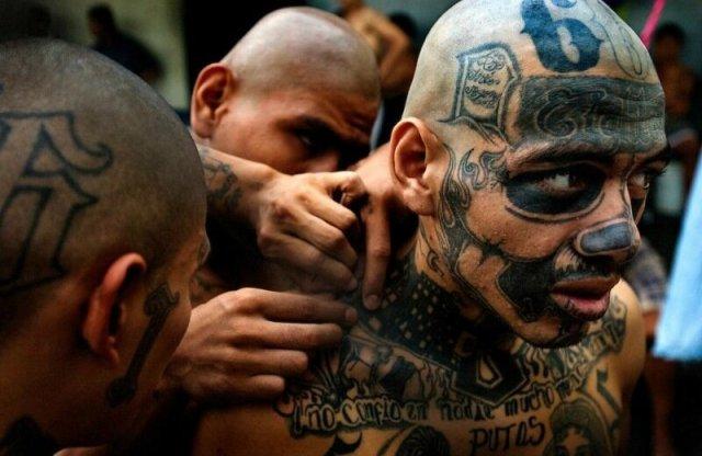 «Сальвадорские муравьи»: самая страшная банда мира