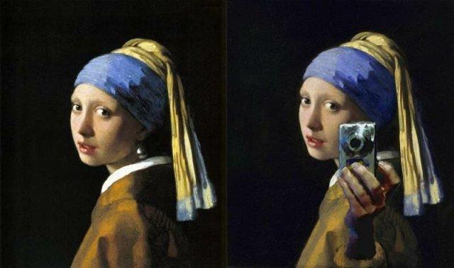 Девушка с жемчужной серёжкой (1665 2012)