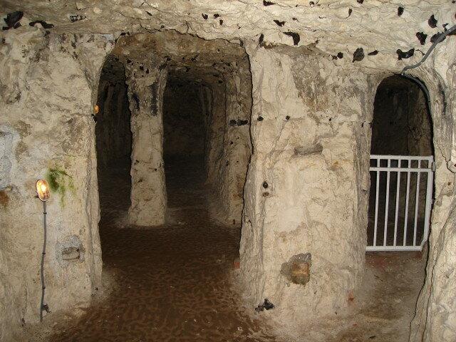 Таинственные подземные города мира