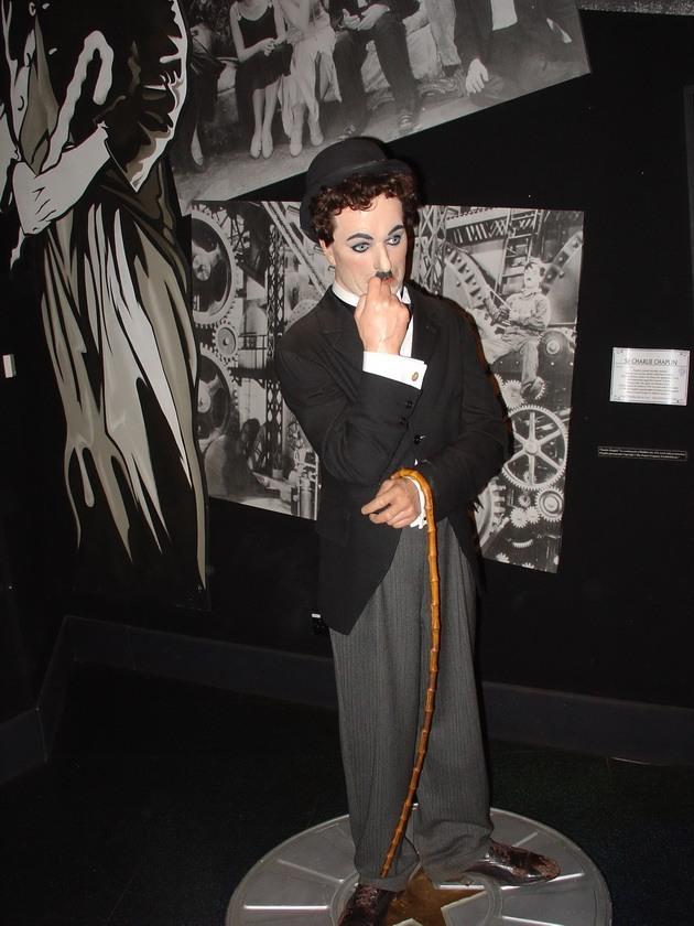 увидели фотографии восковых скульптур музея мадам тюссо складывается впечатление