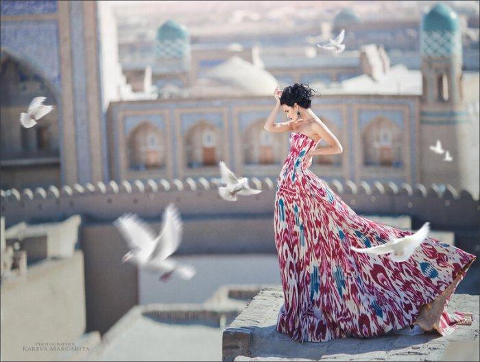Маргарита Карева: Восточные сны