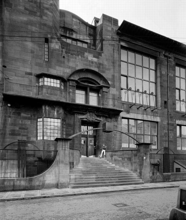 Glasgow School of Art — высшее художественное училище в Глазго.