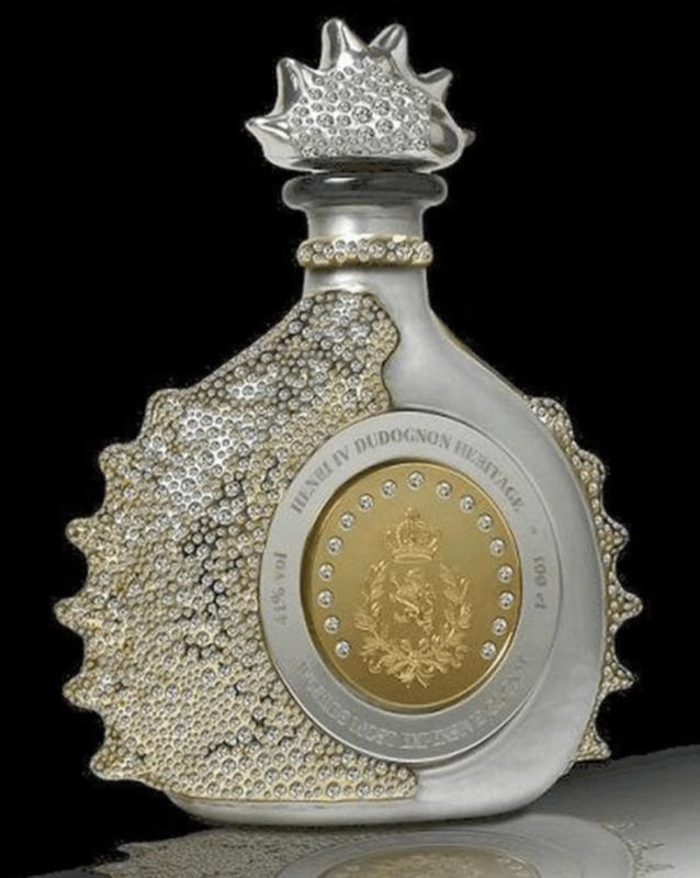 Henri IV Dudognon Heritage Cognac Grande Champagne – $2 млн. алкоголь, стоимость