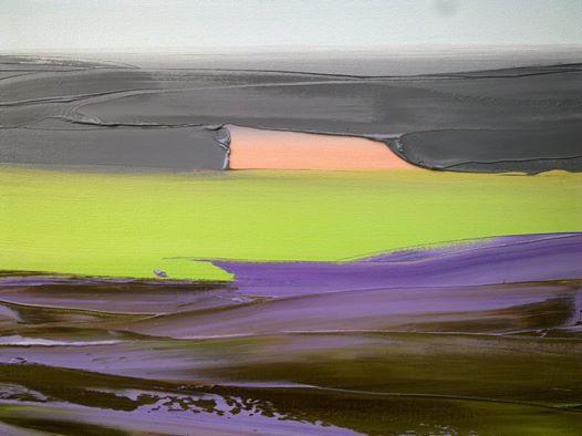 Датские пейзажи на картинах Камиллы Вест / Camilla West