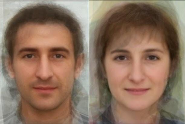 Как выглядят представители белой расы в регионах Европы