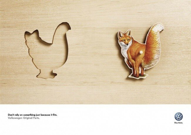 Лучшая печатная реклама года