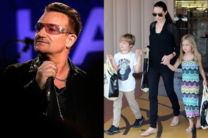 Крестные родители знаменитостей: фотографии