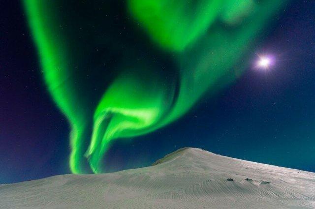 Топ 20 фотографий журнала National Geographic в 2015 году