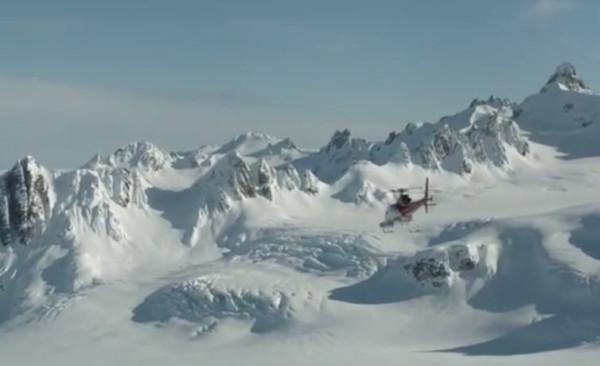 Коди Таунсенд совершил самый сумасшедший лыжный спуск