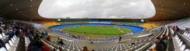 Стадион Маракана готовится к чемпионату мира