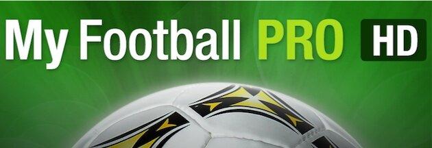 приложение My Football Pro HD для iPad