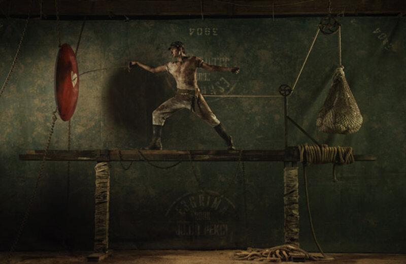 Фехтование , Jorge Pina, май.