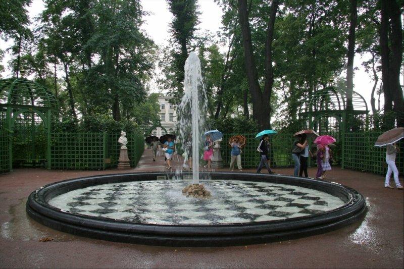 """Летний сад, фонтан """"Царицын"""""""