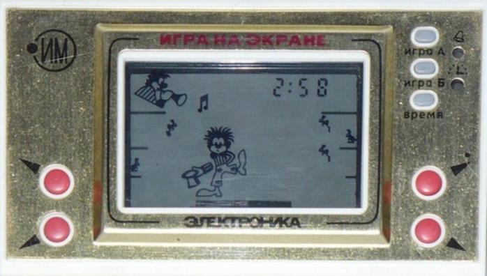 Кроме японской игры «Ну, погоди!» советская Электроника делала много других