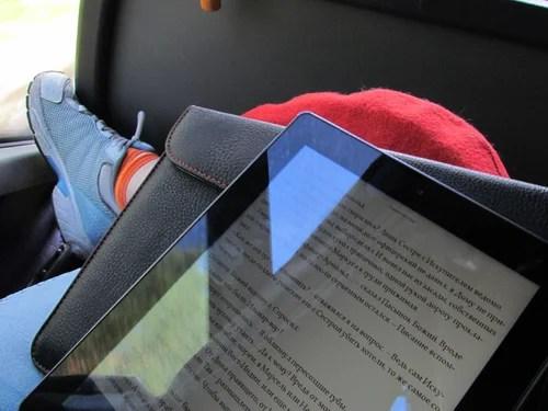 Для поста про андроид-планшет Prestigio