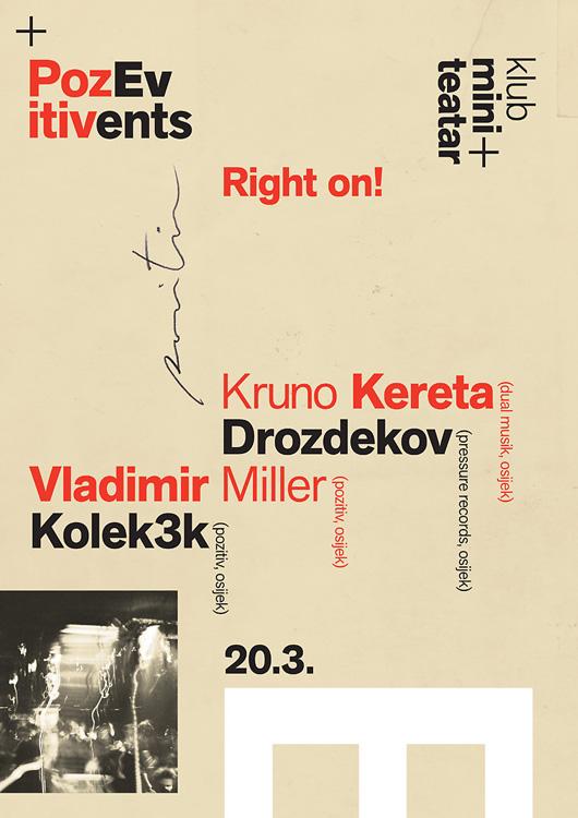 Matija Drozdek - графическая серия, минималистично-винтажная