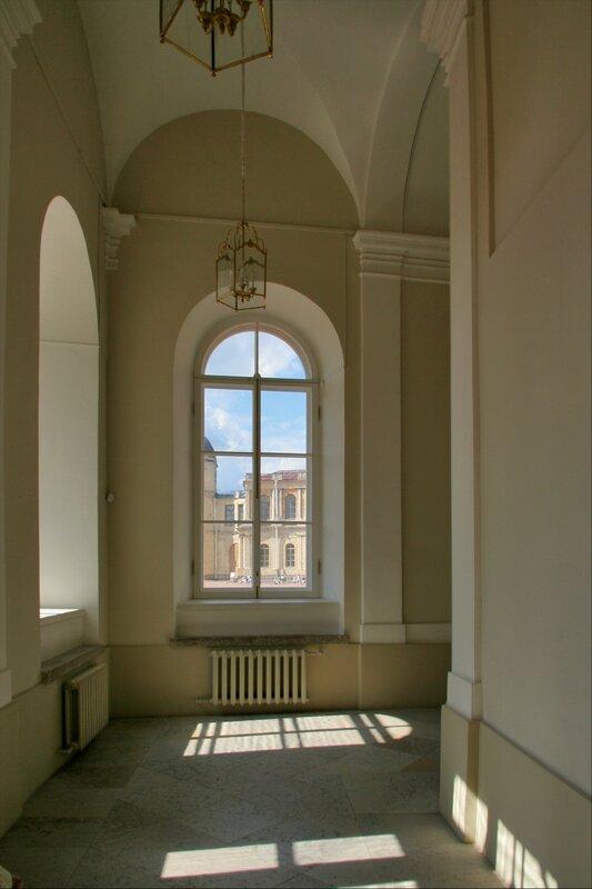 Гатчинский дворец, Галерея