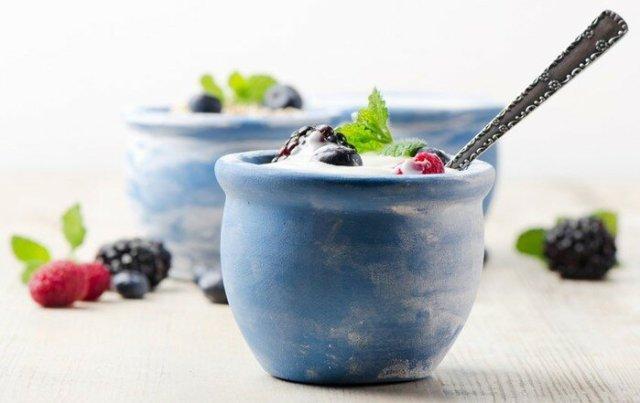 Корисний йогурт